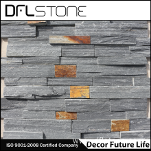 cheap exterior wall natural rough stone cladding